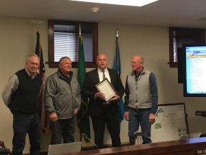 Lincoln County WACOG Key Award